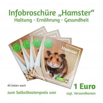 Broschüre der Hamsterhilfe Österreich